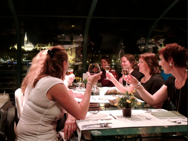Special Celebration on Budapest Dinner Cruise