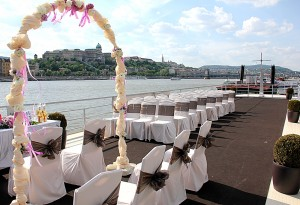 Best Wedding Dinner on Zsofia Cruise Ship Budapest Danube