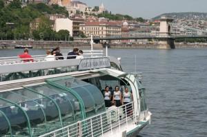 Budapest Duna Bella Boat Tour on Danube