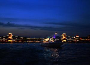 Legenda Evening Cruise Ship Budapest