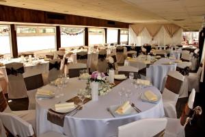 Wedding Dinner on Zsofia Cruise Ship Budapest Danube