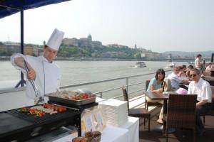 Zsofia Cruise Ship Terrace Budapest