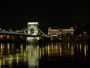 Budapest Gresham Palace Halloween Party Cruise Sight