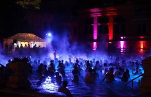 Budapest Szechenyi Baths Party