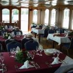 Interior Pannonia Ship Budapest Private Cruise