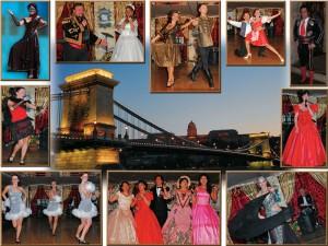 Operetta Ship Budapest Cruise Show