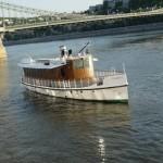 Pannonia Ship Budapest Private Cruise by the Chain Bridge