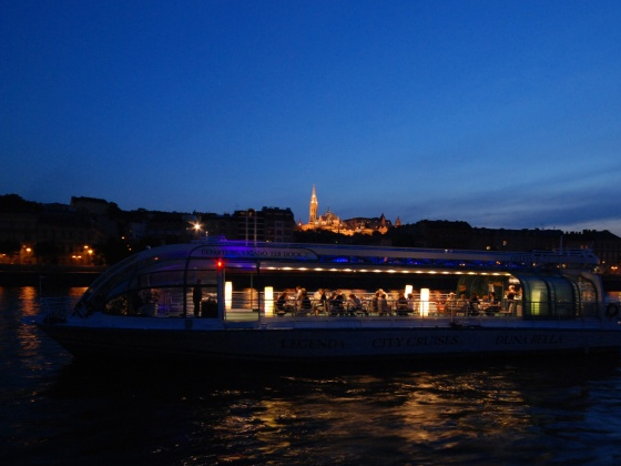 Sightseeing Dinner Cruise Budapest Legenda