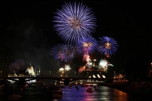 Budapest Fireworks Cruise Nimrod