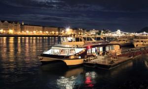 Taltos Cruise Ship Budapest