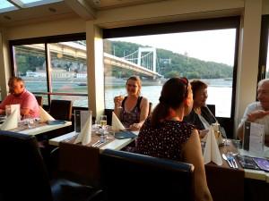 Dinner Cruise Budapest Nimrod Sunset