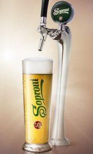 Soproni Draft Beer