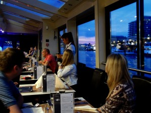 Budapest Cruise 4 Course Dinner Bar Music