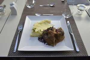 Duck Leg Confit with Buttery Mashed Potato
