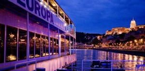 Budapest Christmas Eve Buffet Dinner Cruise on Europa Ship