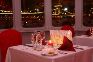 Valentine's Day Dinner Cruise in Budapest