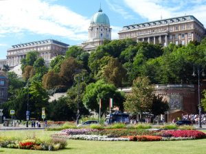 Budapest Buda Castle BRC