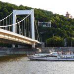 Budapest Gellert Hill St Gellert Statue