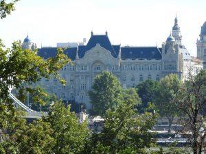Budapest Gresham Palace BRC