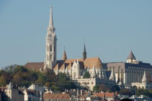 Budapest Matthias Church BRC