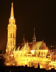 Budapest Matthias Church Night BRC