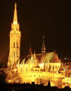 Budapest Matthias Church Night BRC