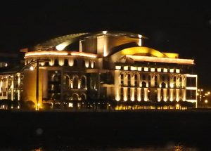 Budapest National Theater Night BRC