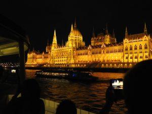 Budapest Parliament Night BRC