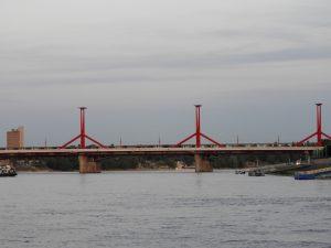 Budapest Rakoczi Bridge BRC