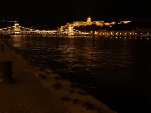 Budapest Shoes on the Danube Night BRC