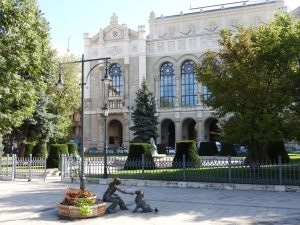 Budapest Vigado Concert Hall BRC