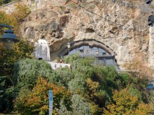 Cave Church in Gellert Hill