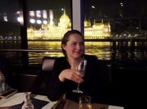 Hungarian Parliament on Dinner Cruise with Piano Music Budapest