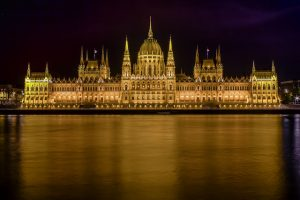 Hungarian Parliament - photo by Mark & Collette