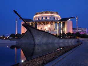 National Theater - photo by Balog Janos