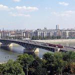 Petofi Bridge by Artur Herczeg