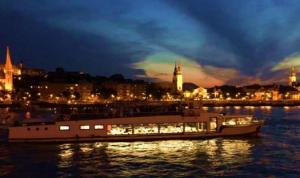 Prestige Ship Budapest