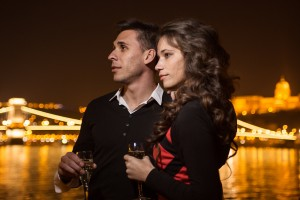 Valentine Day's Wine Cruise Budapest Dinner on River Danube