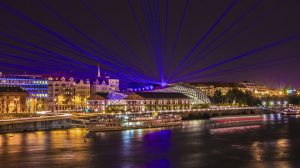 Whale Night Budapest River Attractions by Marcell Katona
