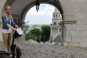 Buda Castle Segway Tour