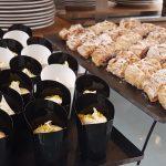 Desserts on Buffet Dinner Cruise