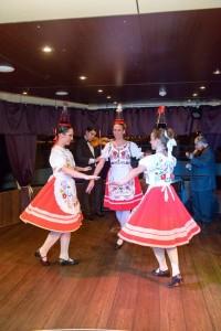 Folk Cruise Budapest Hungarian Bottle Dance