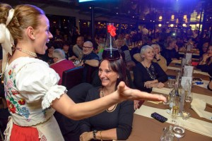 Folk Cruise Dinner Interactive Show Budapest