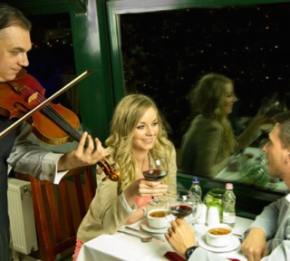Dinner Cruise with Gypsy Music