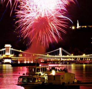 Fireworks Cruises