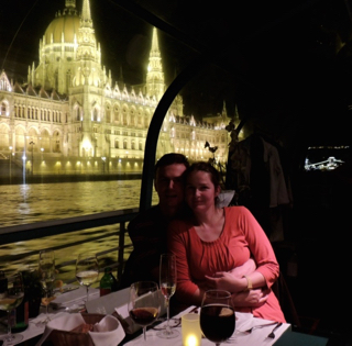 Valentine's Day Evening Cruises in Budapest