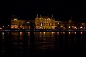 BME University of Technology Night Budapest River Attractions Hans Poldoja