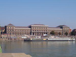 Corvinus University of Economics Day Budapest River Attractions Francisco Gonzalez