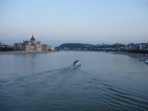 Danube Day Budapest River Attractions by Or Hiltich