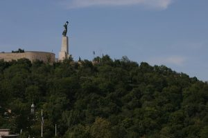 Gellert Hill and Statue of Liberty Budapest Day Attractions by Danube River Sandervds